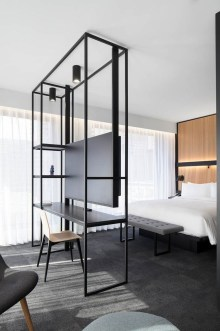 Lovely Contemporary Bedroom Designs For Your New Home18