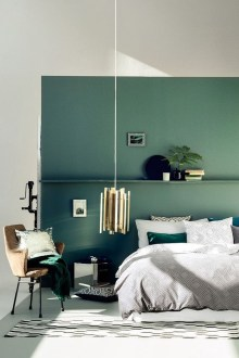 Lovely Contemporary Bedroom Designs For Your New Home21
