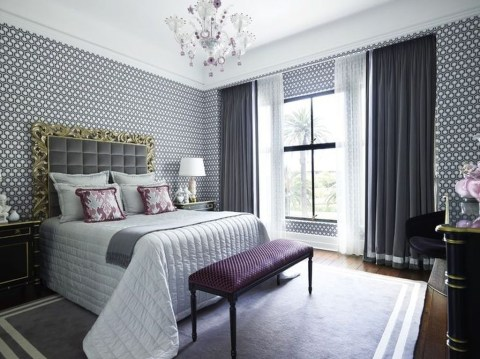 Lovely Contemporary Bedroom Designs For Your New Home23