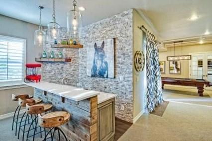 Modern Home Bar Designs33