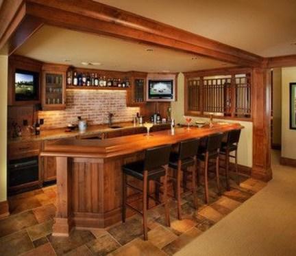 Modern Home Bar Designs35