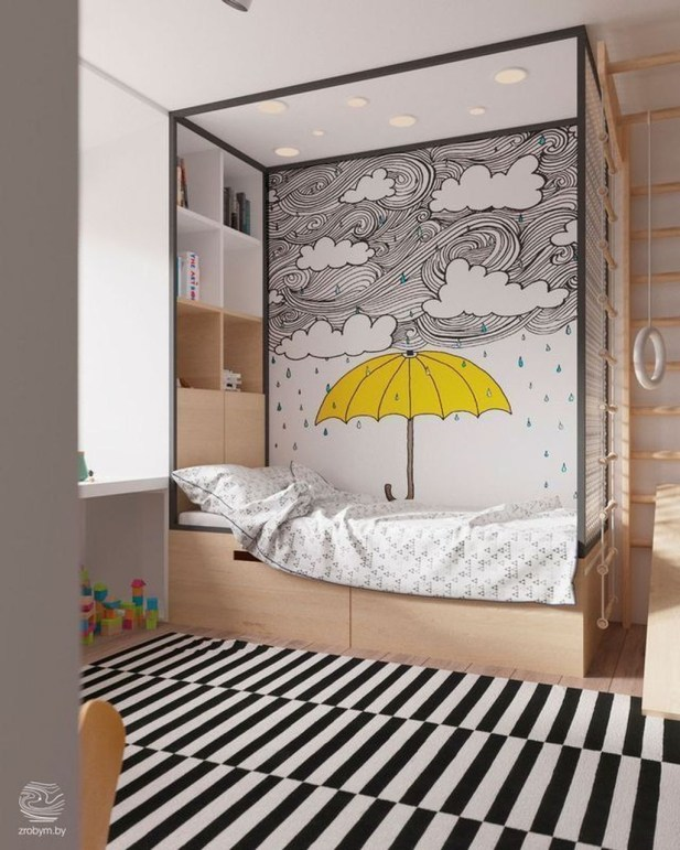 Modern Kids Room Designs For Your Modern Home15