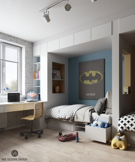 Modern Kids Room Designs For Your Modern Home18