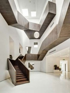 Modern Staircase Designs For Your New Home10