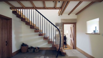 Modern Staircase Designs For Your New Home20