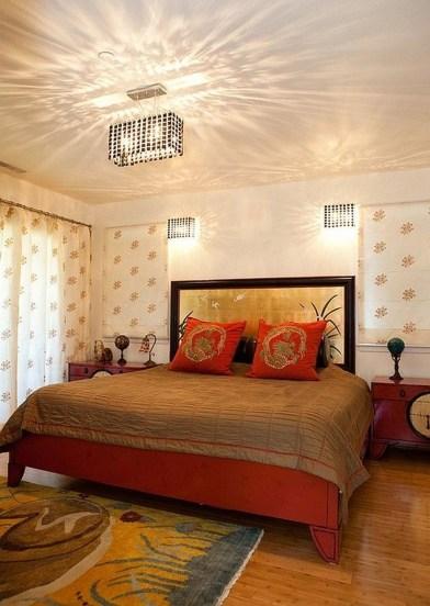 Relaxing Asian Bedroom Interior Designs14