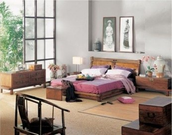Relaxing Asian Bedroom Interior Designs16