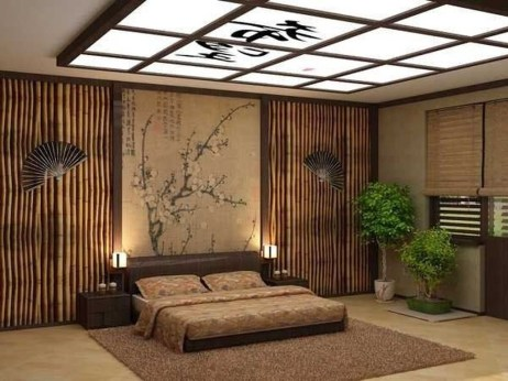 Relaxing Asian Bedroom Interior Designs39