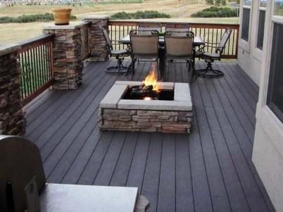 Simple Backyard Step Lights Fire Pits03