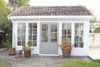 Amazing Backyard Studio Shed Design30