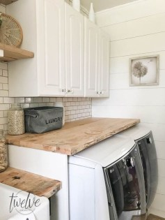 Amazing Laundry Room Tile Design20