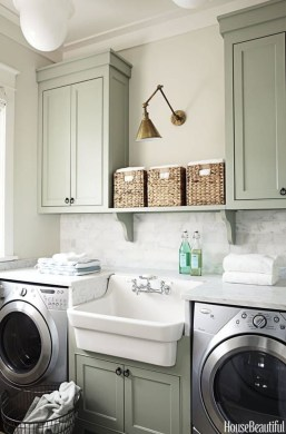 Amazing Laundry Room Tile Design44