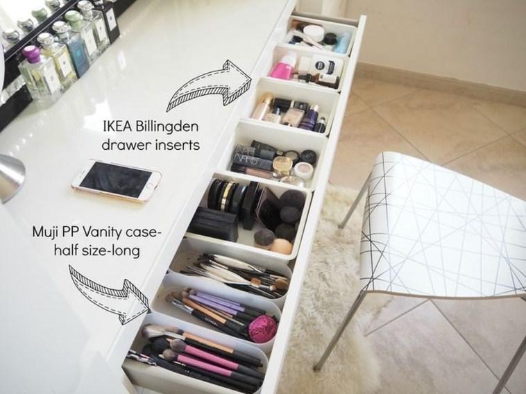 Brilliant Bedroom Organizatioan Ideas43
