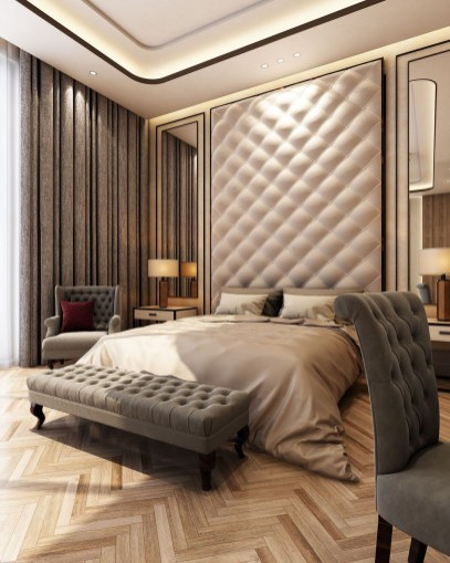 Comfy Urban Master Bedroom Ideas17