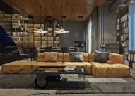 Elegant Living Room Design39
