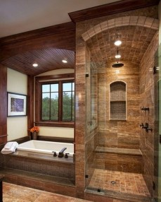 Elegant Stone Bathroom Design01