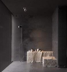 Elegant Stone Bathroom Design13