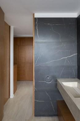 Elegant Stone Bathroom Design17