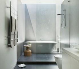 Elegant Stone Bathroom Design35