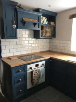 Lovely Blue Kitchen Ideas06