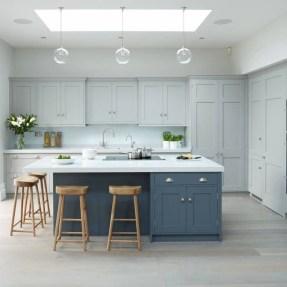 Lovely Blue Kitchen Ideas17