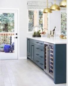 Lovely Blue Kitchen Ideas18