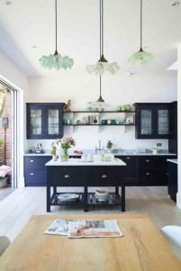 Lovely Blue Kitchen Ideas23