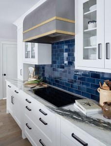 Lovely Blue Kitchen Ideas27