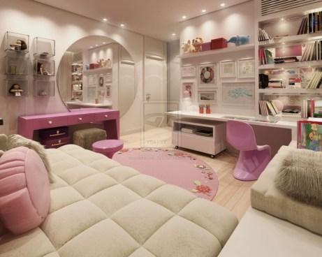 Lovely Girly Bedroom Design20
