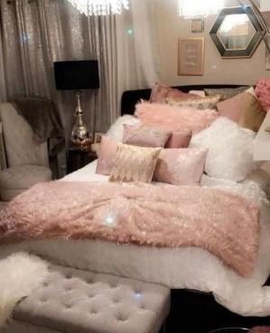 Lovely Girly Bedroom Design21