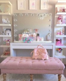 Lovely Girly Bedroom Design27
