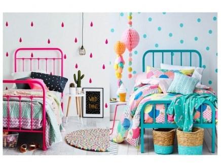 Lovely Girly Bedroom Design29