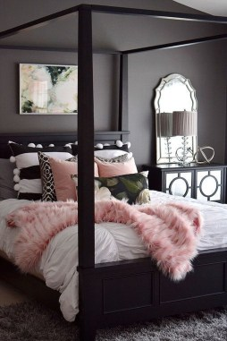 Lovely Girly Bedroom Design36