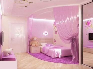Lovely Girly Bedroom Design45