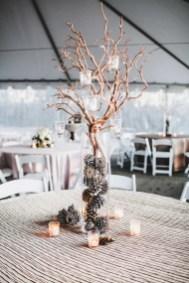 Lovely Winter Wedding Decoration01