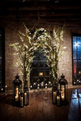 Lovely Winter Wedding Decoration10