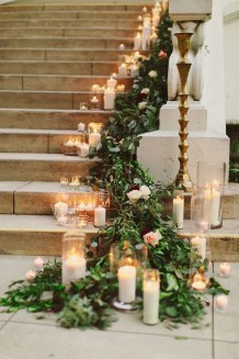 Lovely Winter Wedding Decoration18