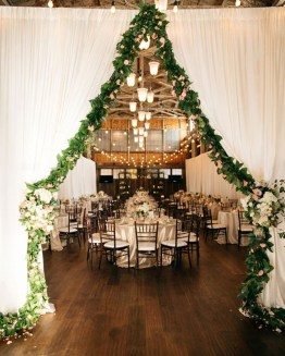 Lovely Winter Wedding Decoration21