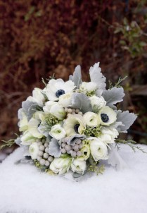 Lovely Winter Wedding Decoration33