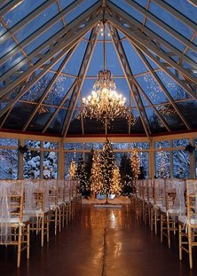 Lovely Winter Wedding Decoration44