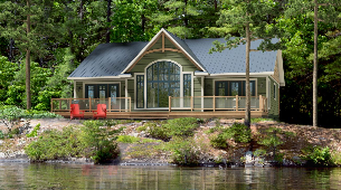Marvelous Cottage Design29