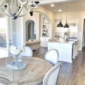 Marvelous French Country Dinning Room Table Design04
