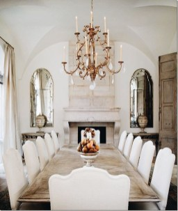 Marvelous French Country Dinning Room Table Design19