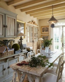 Marvelous French Country Dinning Room Table Design33