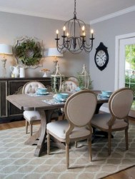 Marvelous French Country Dinning Room Table Design37