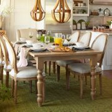 Marvelous French Country Dinning Room Table Design41