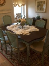 Marvelous French Country Dinning Room Table Design44