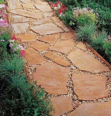 Marvelous Rock Stone For Your Frontyard08