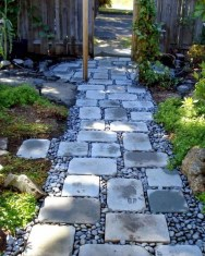 Marvelous Rock Stone For Your Frontyard19