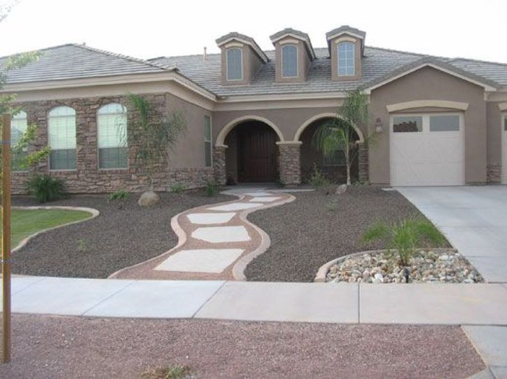 Marvelous Rock Stone For Your Frontyard31